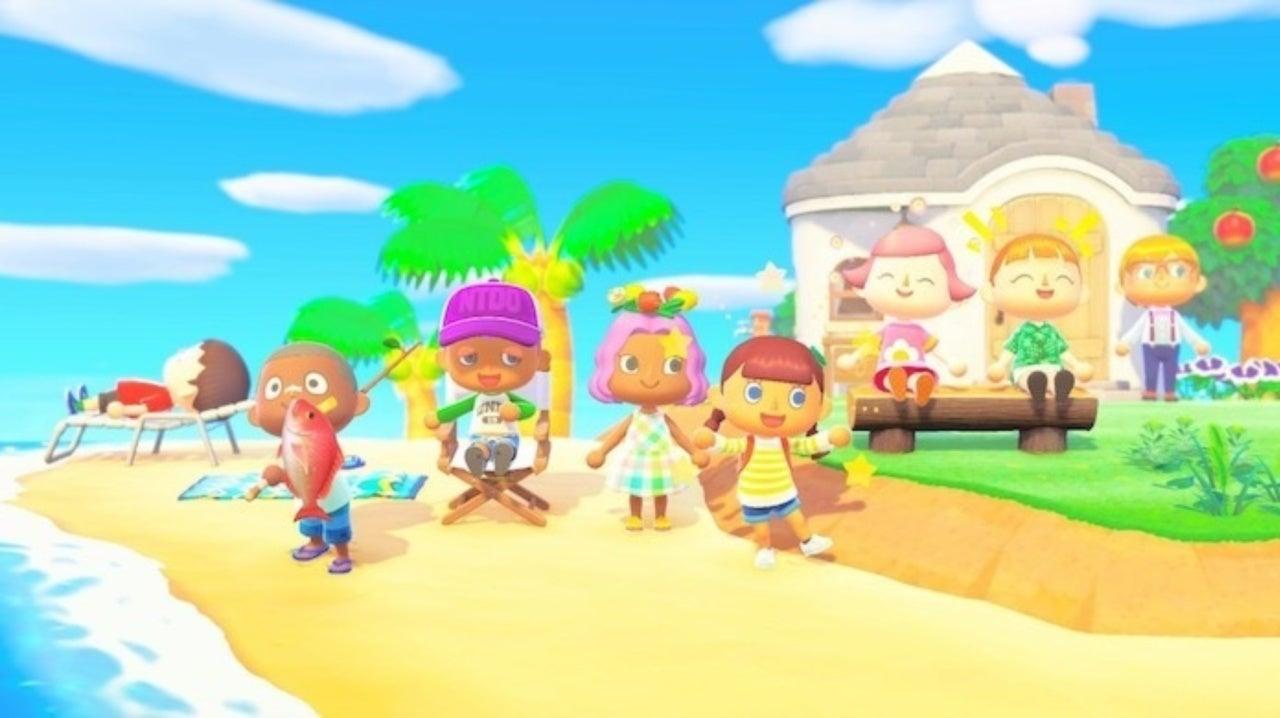 New Animal Crossing: New Horizons Nintendo Switch Trailer Revealed