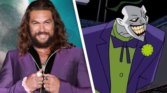 aquaman jason momoa purple suit joker