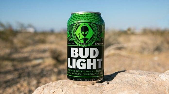 area 51 bud light