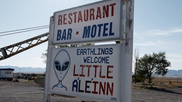 area 51 restaurant