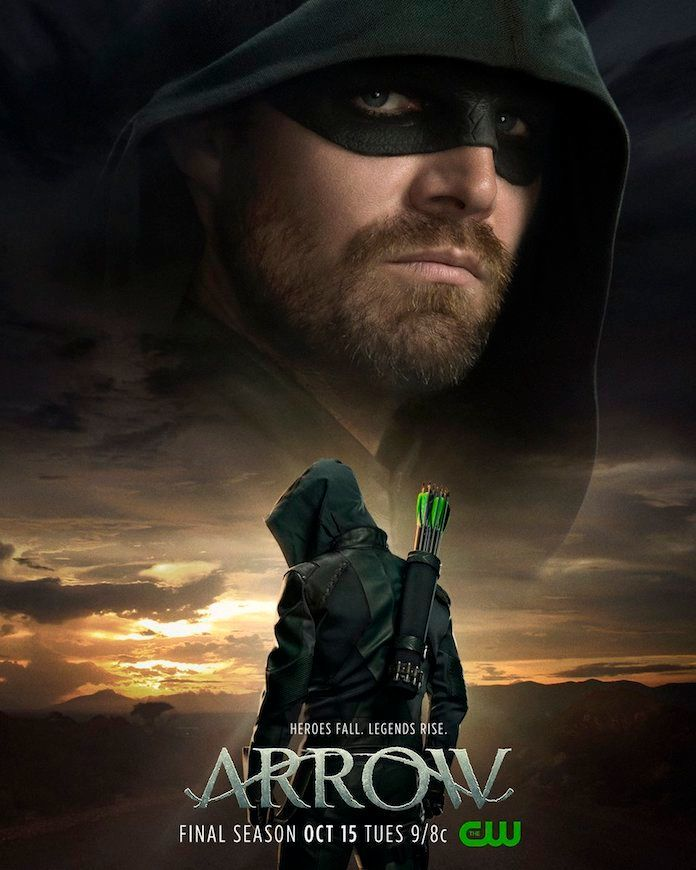 arrow-final-season-poster
