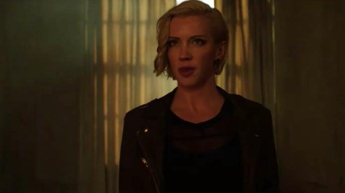 arrow final season trailer laurel lance