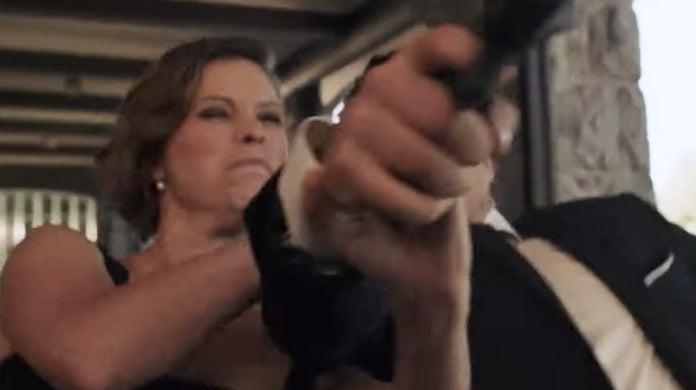 arrow final season trailer lyla michaels
