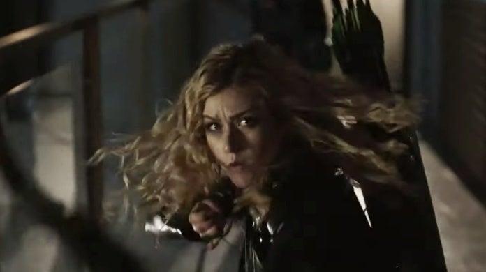 arrow final season trailer mia smoak