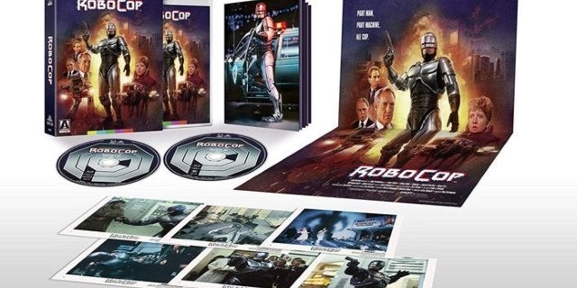 The RoboCop Limited Edition Blu-ray is Worth More Than a Dollar