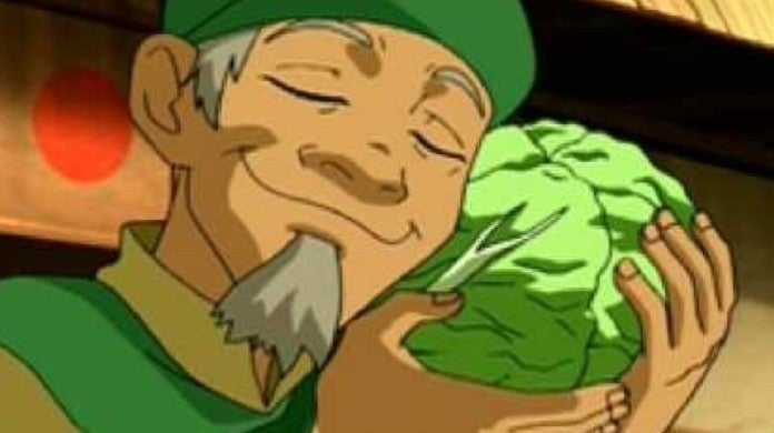 Avatar The Last Airbender Cabbage Man