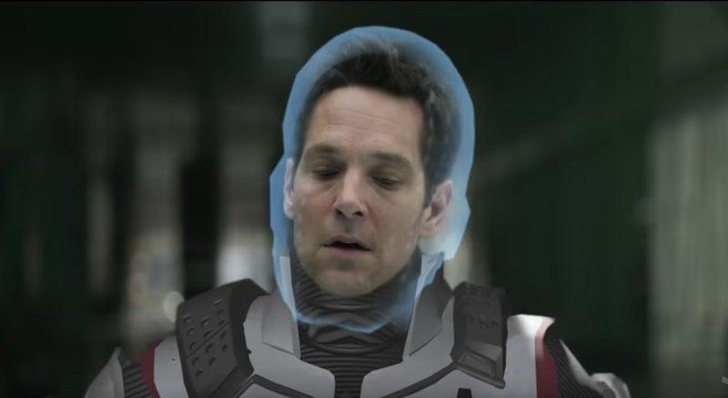 avenger endgame bubble head