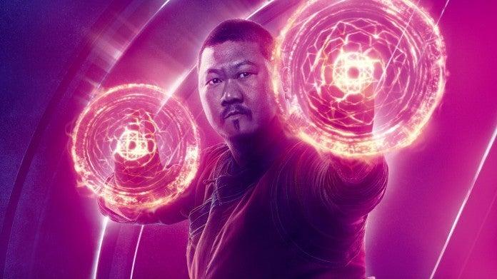 Avengers Benedict Wong