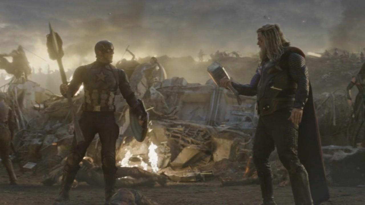 Disney Officially Launches Avengers: Endgame Oscar Campaign