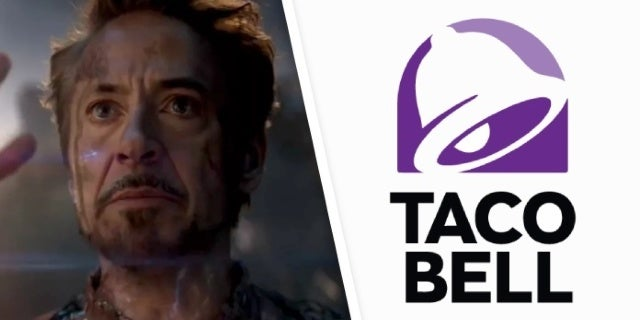 "Cosplayer Delivers Hilarious Mashup of Iron Man and Taco Bell With Impressive ""Iron Taco"" Outfit"