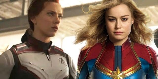 Marvel Fan Imagines Captain Marvel in a Quantum Suit