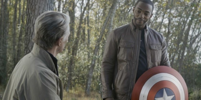 Anthony Mackie Wants Chris Evans on The Falcon and The Winter Soldier