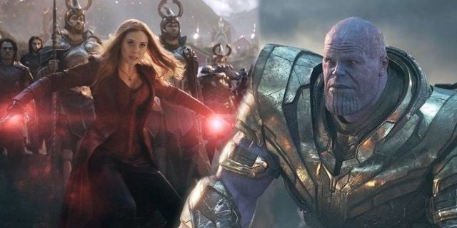 Avengers: Endgame Star Elizabeth Olsen Reveals if Scarlet Witch Could Have Stopped Thanos by Herself