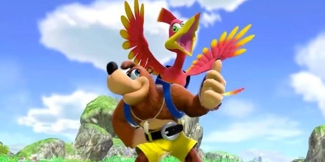 Rare's Banjo-Kazooie Statue Has Been Destroyed