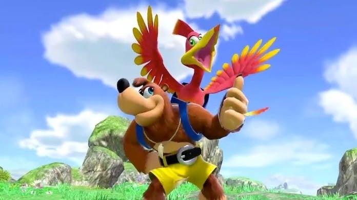 banjo-kazooie super smash bros ultimate