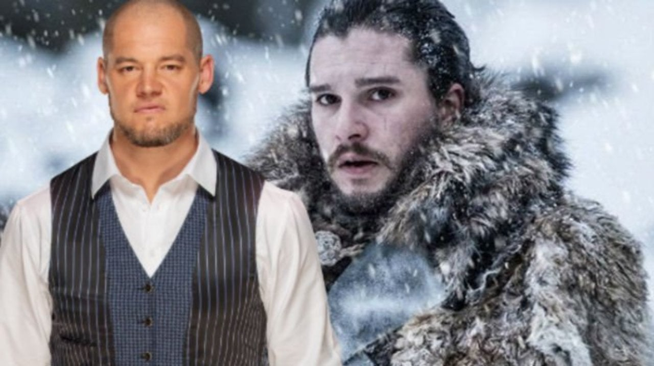 Watch: Baron Corbin Reveals New Game Of Thrones Inspired Look On WWE Raw