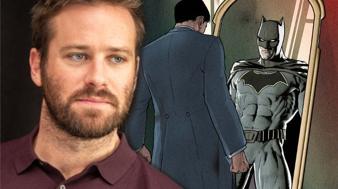 Batman Armie Hammer Justice League Mortal Movie