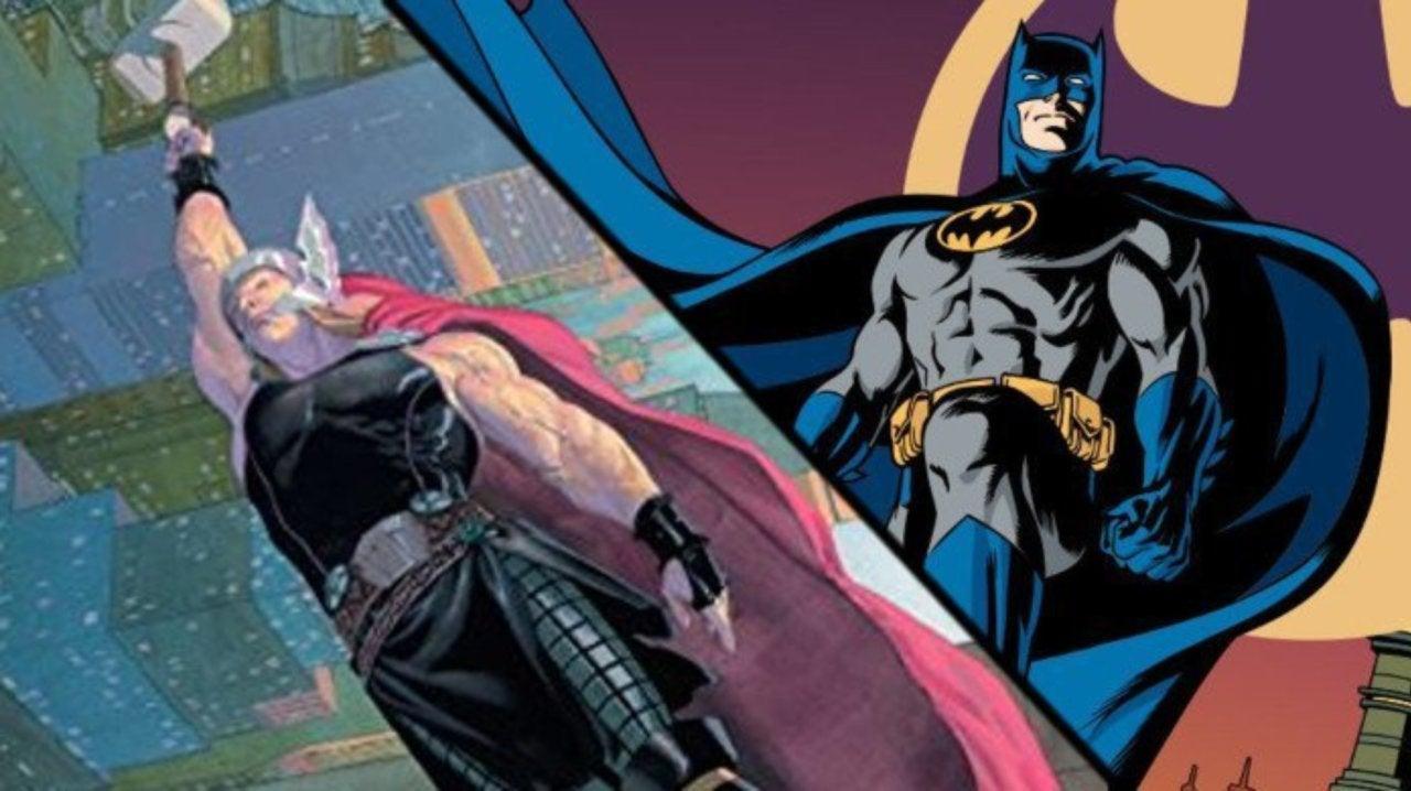 Marvel's Thor Writer Throws Shade at Batman Day