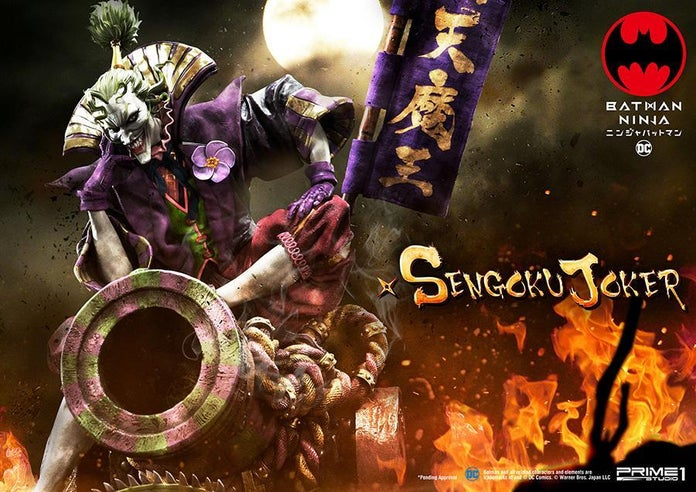 Batman-Ninja-Sengoku-Joker-Prime-1-Studio-Statue-1
