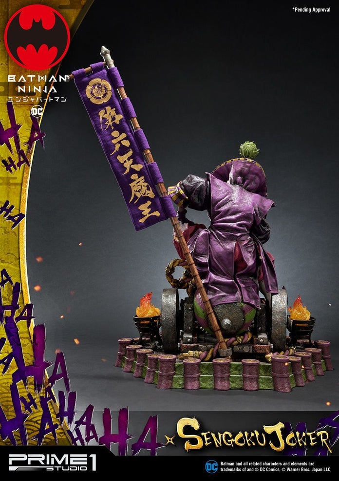 Batman-Ninja-Sengoku-Joker-Prime-1-Studio-Statue-3