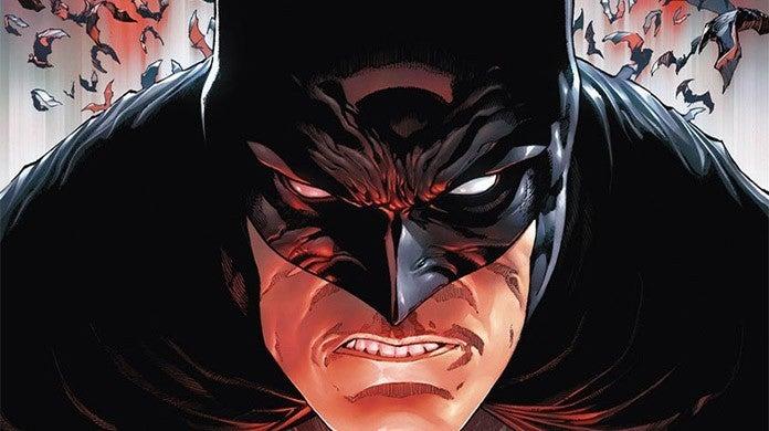 batman tony daniel