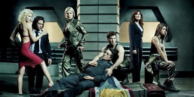 Battlestar Galactica Showrunner Says New Series Is Not a Reboot
