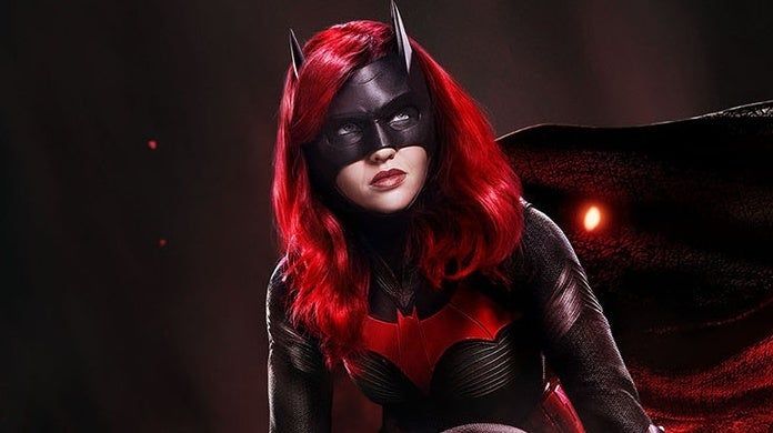 batwoman the cw poster