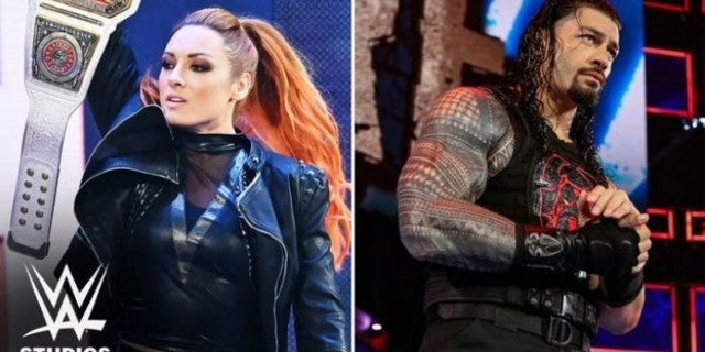 Roman Reigns and Becky Lynch Cast in WWE and Paramount's New Animated Film Rumble
