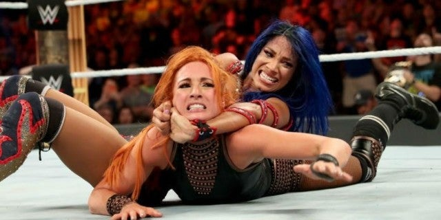 WWE's Becky Lynch and Sasha Banks Will Rematch for Raw First Pick