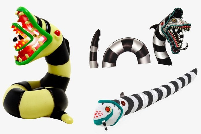 This 9 5 Foot Inflatable Beetlejuice Sandworm Halloween Decoration Is Only The Beginning
