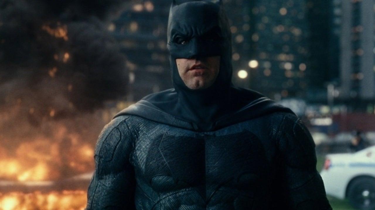 Ben Affleck's Solo Batman Movie Imagined in Fan Trailer