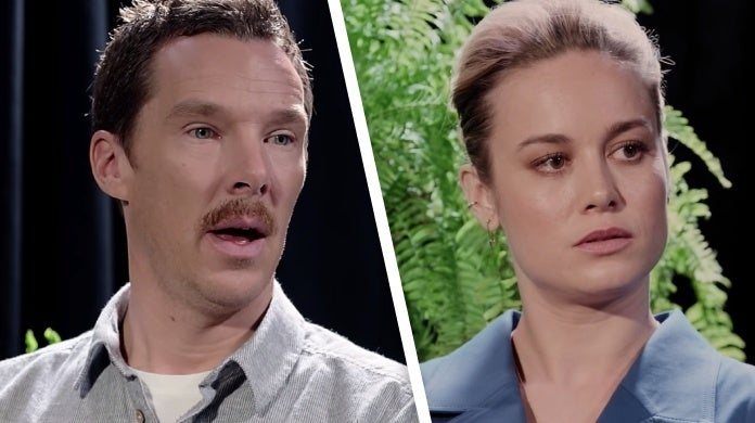 between two ferns the movie benedict cumberbatch brie larson
