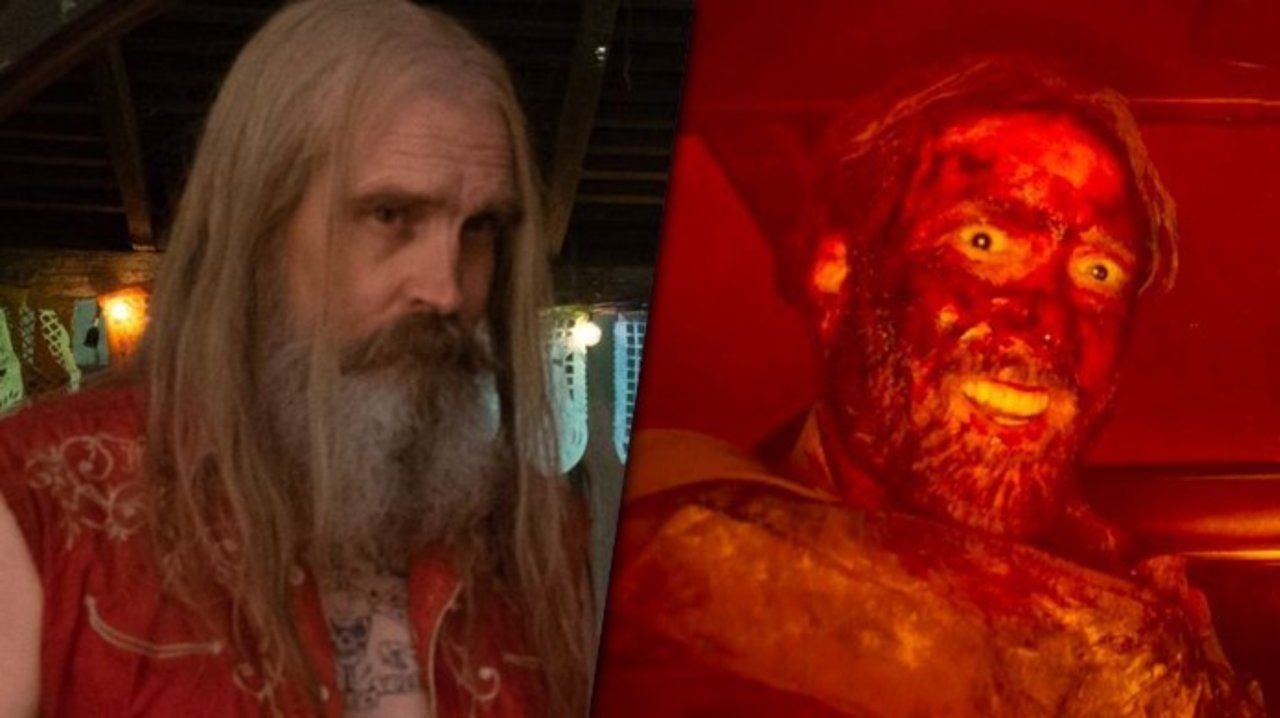 3 From Hell Star Bill Moseley Reveals the Directors He's Dying to Work With