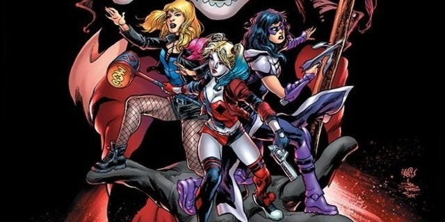Birds of Prey Series Moves to DC's Black Label, Gets New Cover