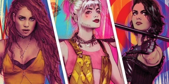 DC Comics Reveals Full Look at the Birds of Prey Cast With Stunning Covers