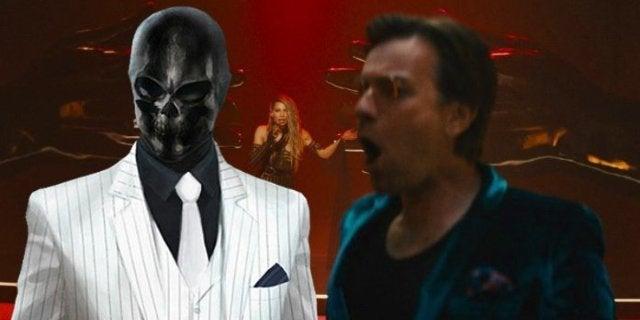 Birds of Prey Movie Ewan McGregor Black Mask Costume Controversy DC Fans Reaction