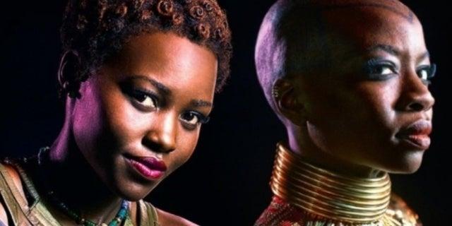 Black Panther Stars Danai Gurira and Lupita Nyong'o to Reunite for HBO Max Series