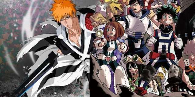 Upcoming Crossover My Hero Academia and Bleach with Special Creators Interview