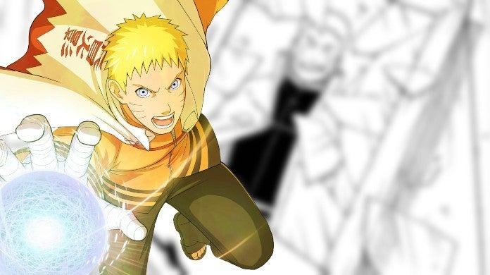 Boruto Naruto Chapter 38 Cliffhanger Manga
