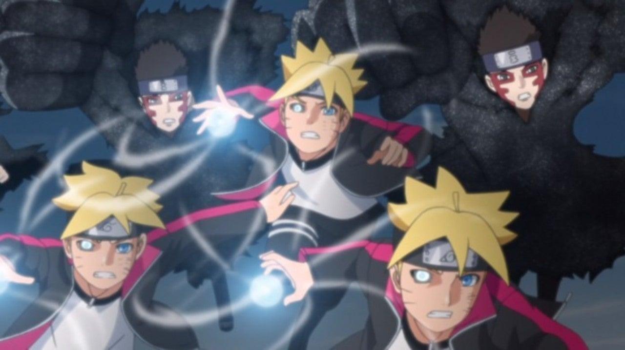 Naruto Reveals Impressive Boruto, Shinki Tag Team