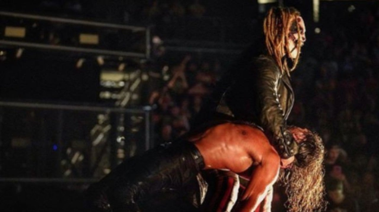 Seth Rollins vs. The Fiend Bray Wyatt Hell in a Cell Match Officially Booked