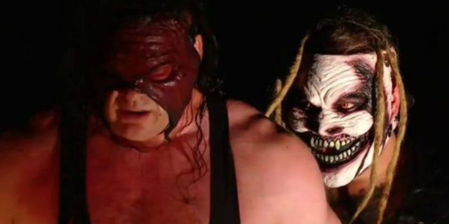 Watch: Bray Wyatt Takes Down Kane With a Mandible Claw to Close out WWE Raw
