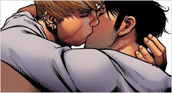Brazilian Mayor Tries to Ban Avengers Children's Crusade Gay Kiss