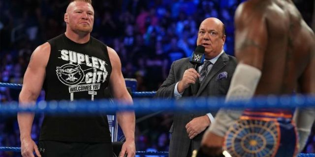 When Was the Last Time Brock Lesnar Wrestled on Free WWE Television?