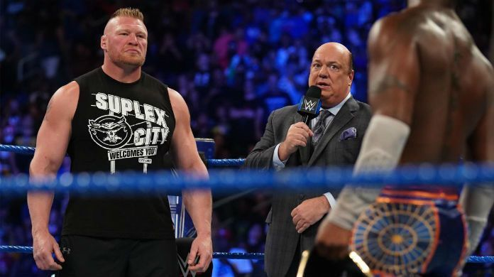 Brock-Lesnar-Paul-Heyman-SmackDown