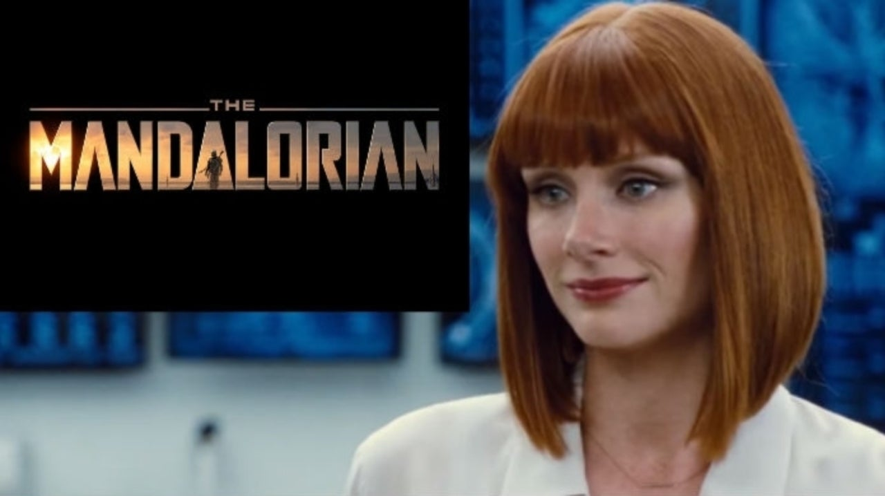 Bryce Dallas Howard Reveals If She'll Appear in Star Wars: The Mandalorian