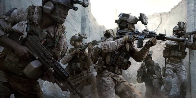New Look at Call of Duty: Modern Warfare Battle Royale Reportedly Revealed