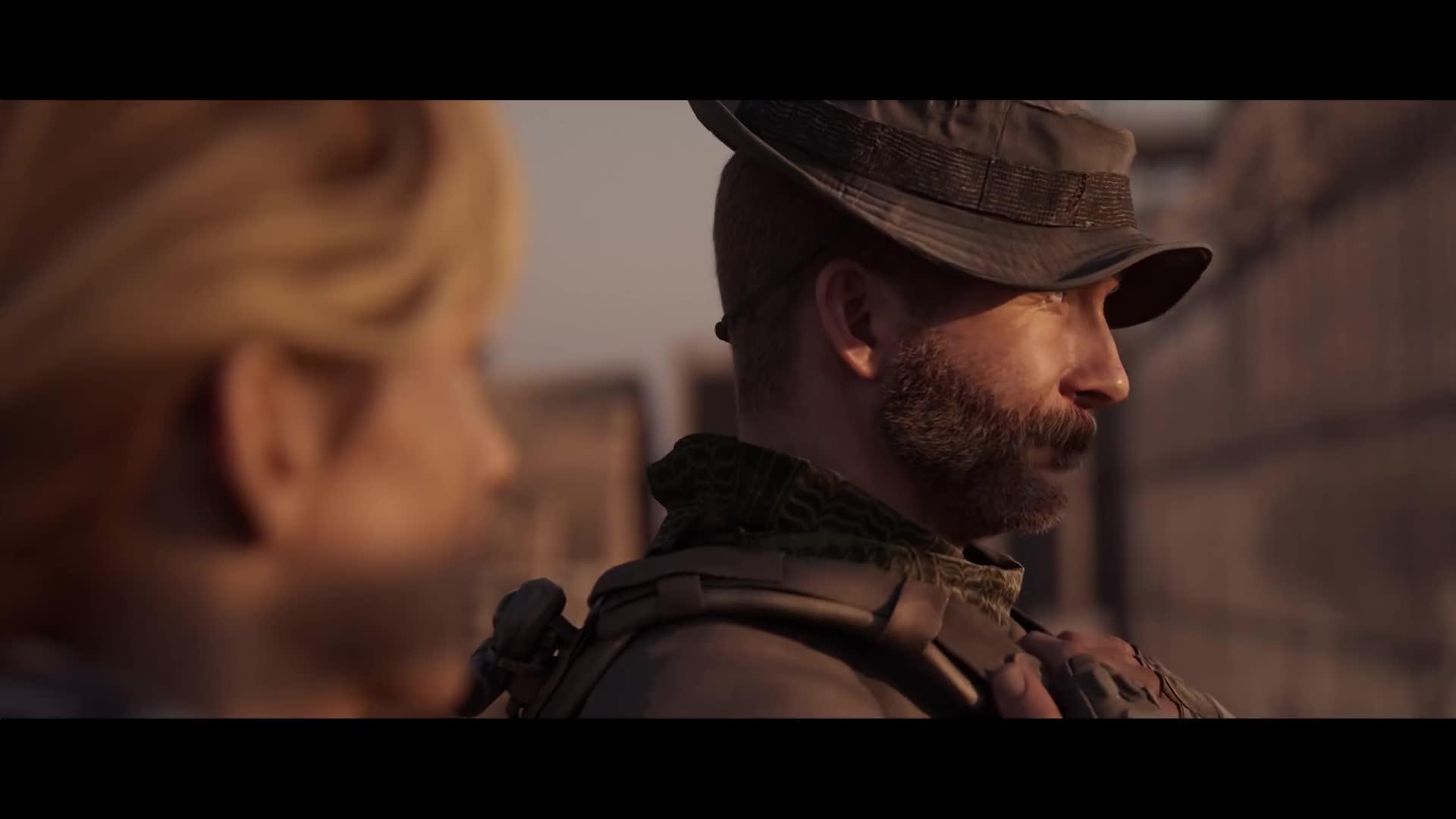 Call of Duty: Modern Warfare - Story Trailer [HD] screen capture