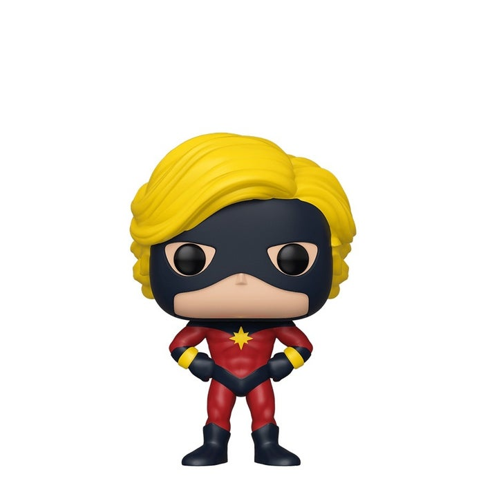 Captain-Marvel-Mar-Vell-Funko-POP-New-York-Comic-Con-NYCC