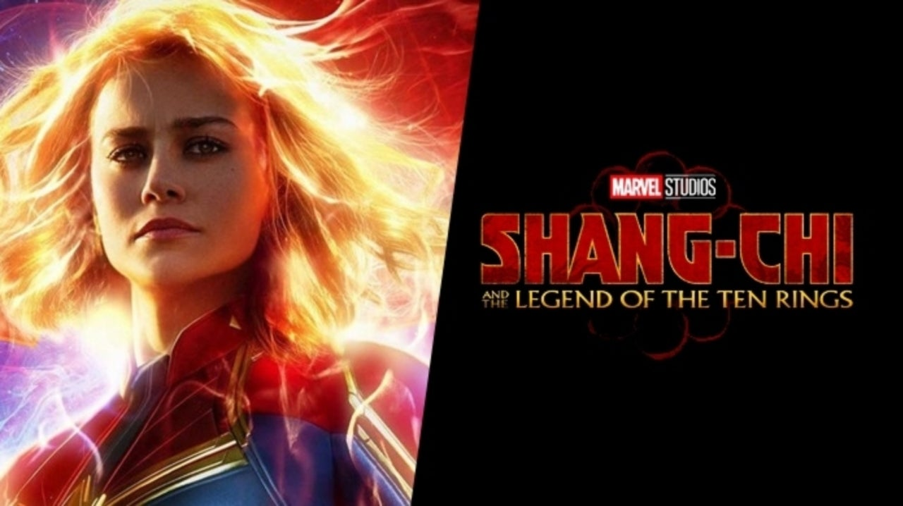 Shang-Chi Director Says There's Always Room for Brie Larson in His Films